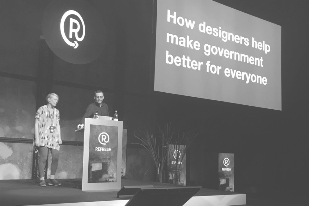 Design in Government | Martin Jordan